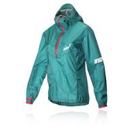 Inov8 AT/C Stormshell chaqueta con media cremallera para mujer- SS17