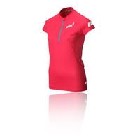 Inov8 ATC Base Short Sleeve Half Zip Women's Running Top