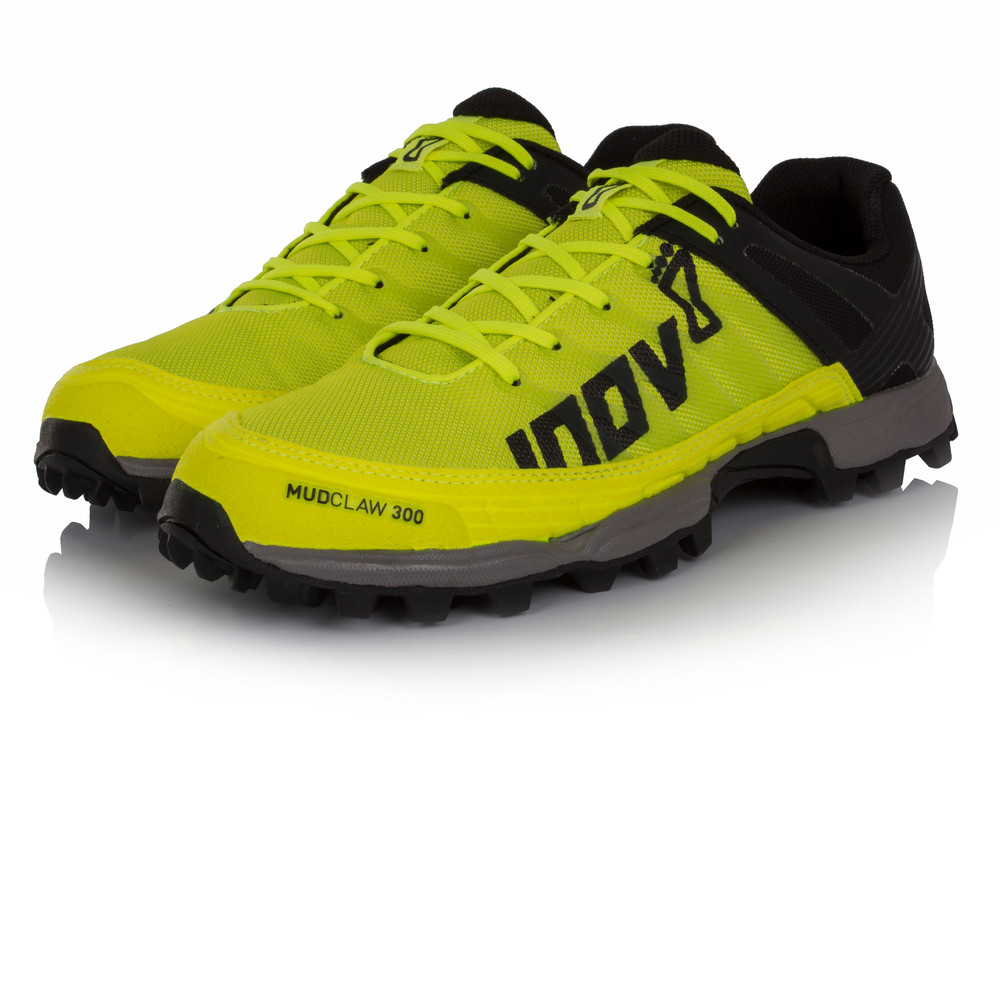 Inov8 Mudclaw 300 Unisex Chaussure Course Trial - SS18-38.5 GOLpqJWXZH
