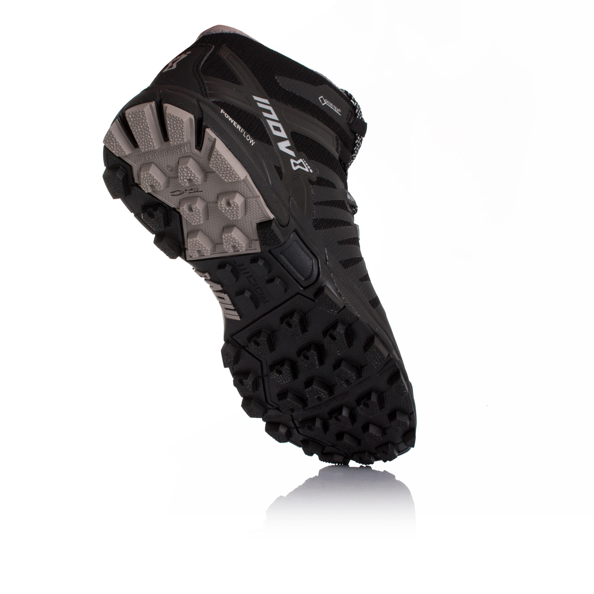 Inov8-Roclite-325-Mens-Black-Waterproof-Gore-Tex-Running-Sports-Shoes-Trainers thumbnail 10