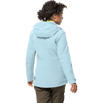 Jack Wolfskin Norrland 3-In-1 per donna giacca