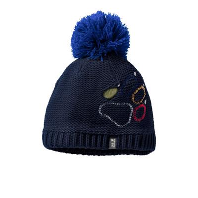 Jack Wolfskin Paw Knit junior bonnet