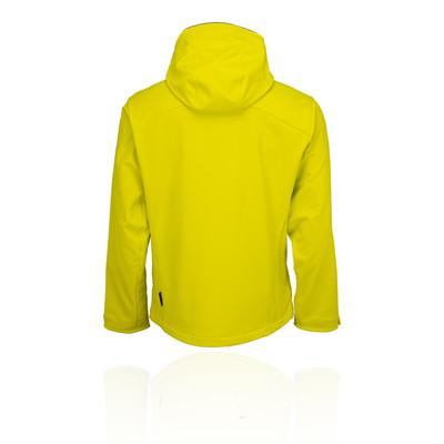Jack Wolfskin Mountain Tech Softshell giacca