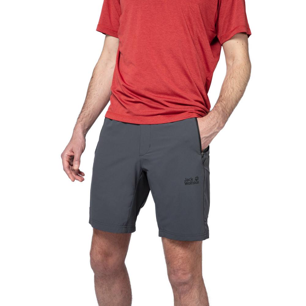 Jack Wolfskin trail pantaloncini