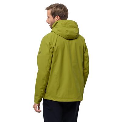 Jack Wolfskin Keplar trail giacca