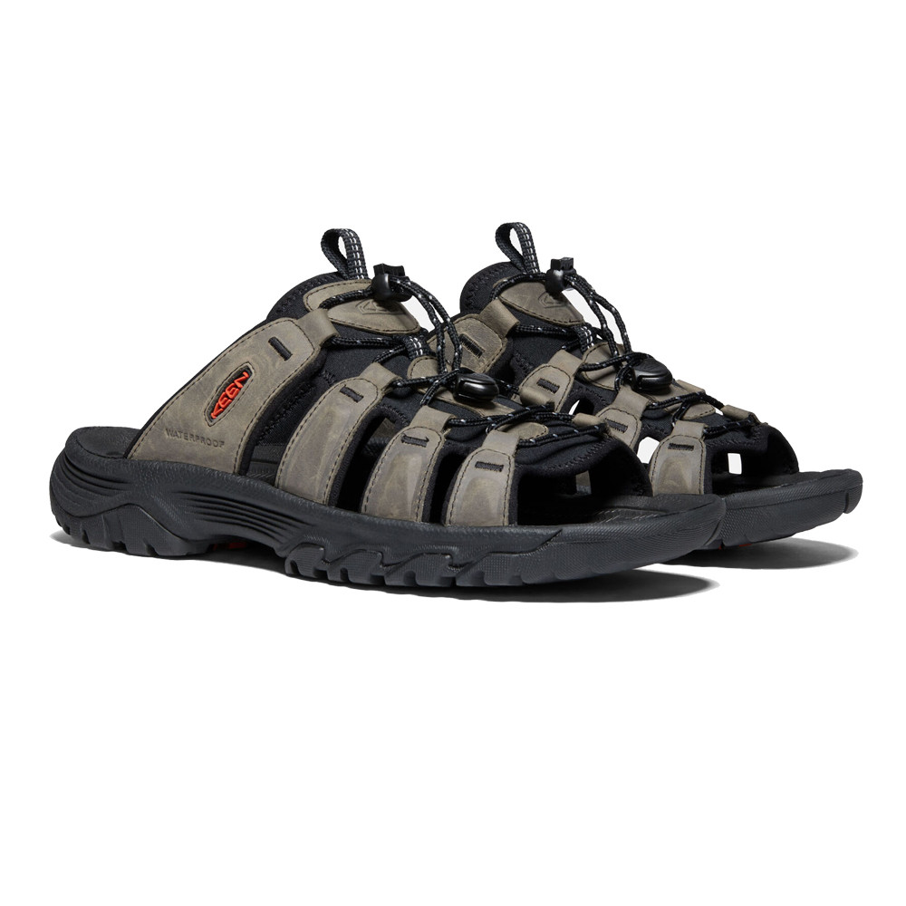 Keen Mens Targhee III Slide Shoes Sandals Brown Sports Outdoors Waterproof    eBay
