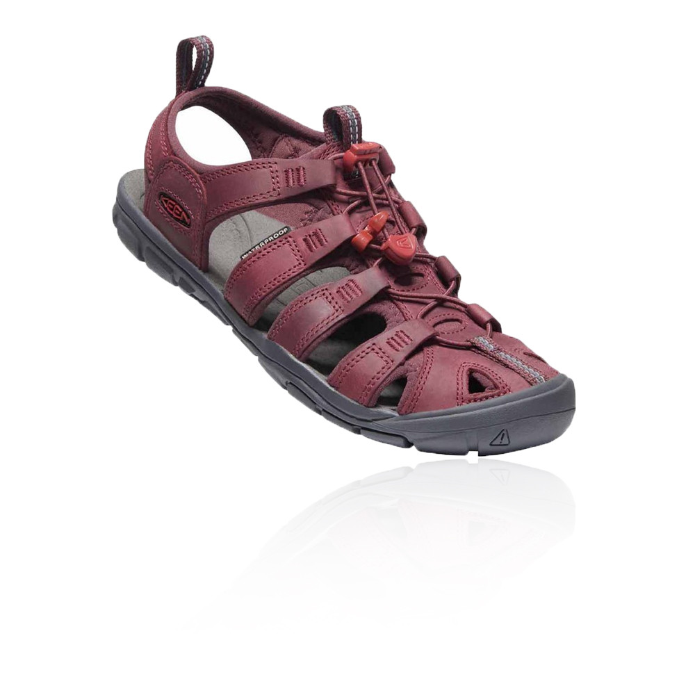 Keen Clearwater CNX Leather femmes sandales - SS21