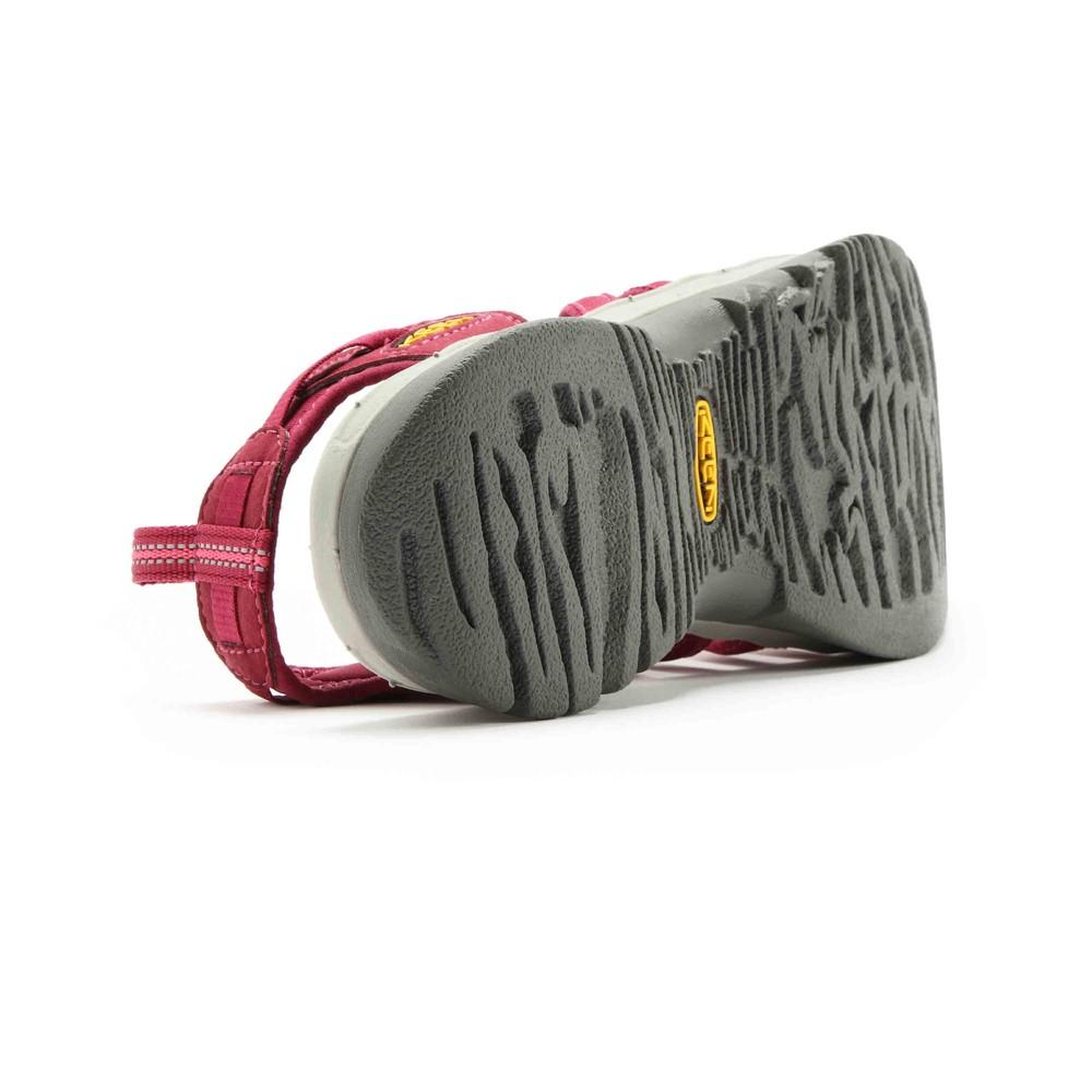 miglior servizio disponibilità nel Regno Unito colore n brillante Dettagli su Keen Whisper Donna Rosso Impermeabile Trekking Scarpe Estive  Sandali
