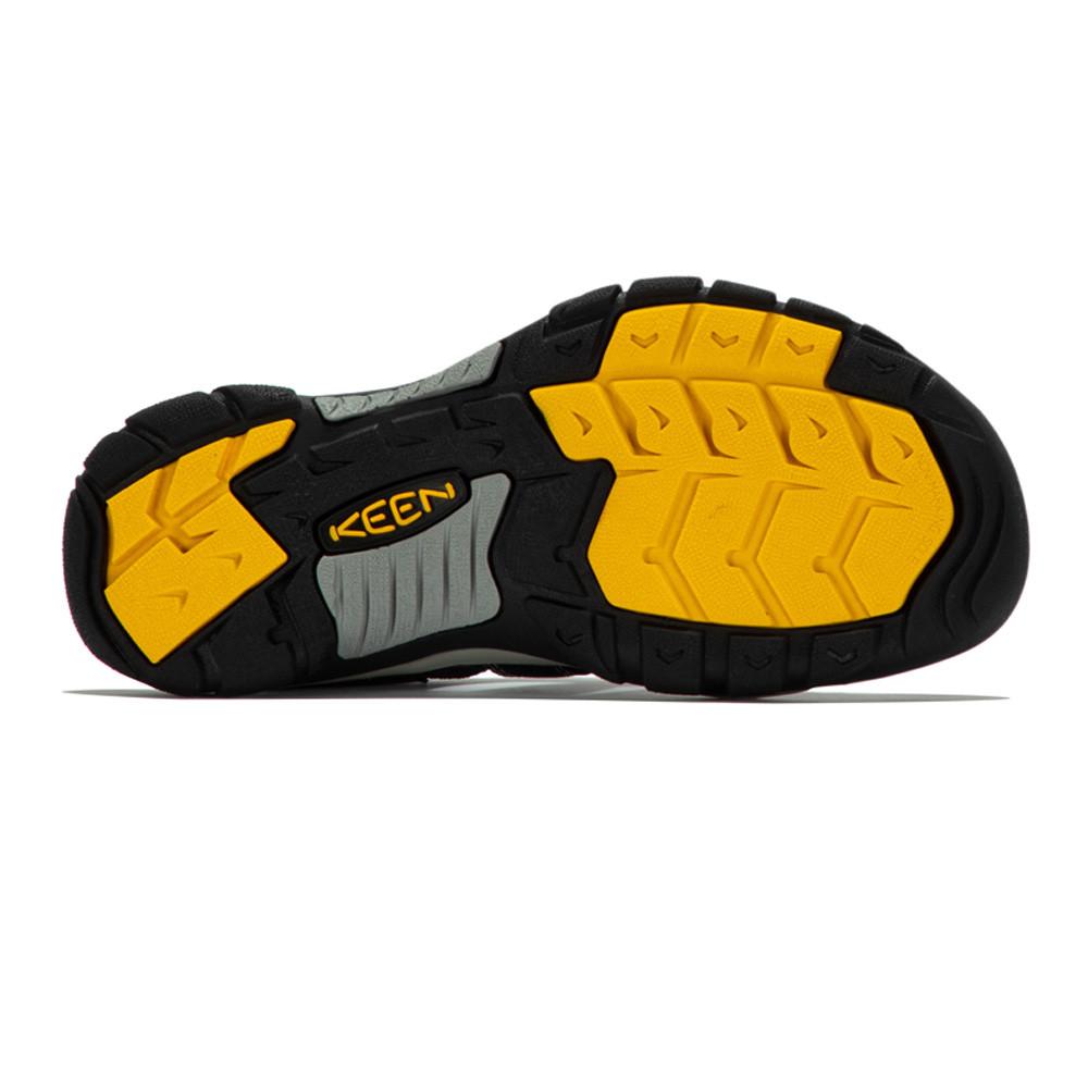 Keen-Newport-H2-Uomo-Nero-Trekking-Outdoor-Scarpe-Estive-Sandali-Sportive