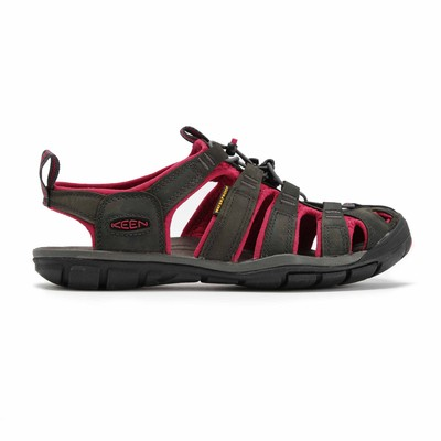 Keen Clearwater CNX Leather femmes sandales de marche - SS20