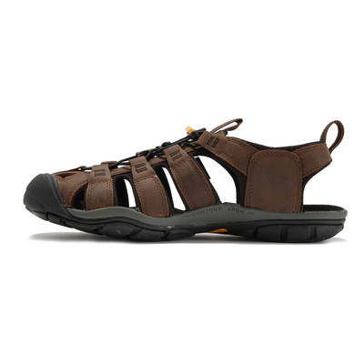 Keen Clearwater CNX Leather sandales de marche - SS20