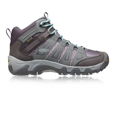 Keen Oakridge Mid Waterproof Women's Walking Boots - SS19