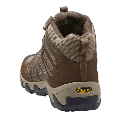 Keen Oakridge Mid Waterproof Walking Shoes