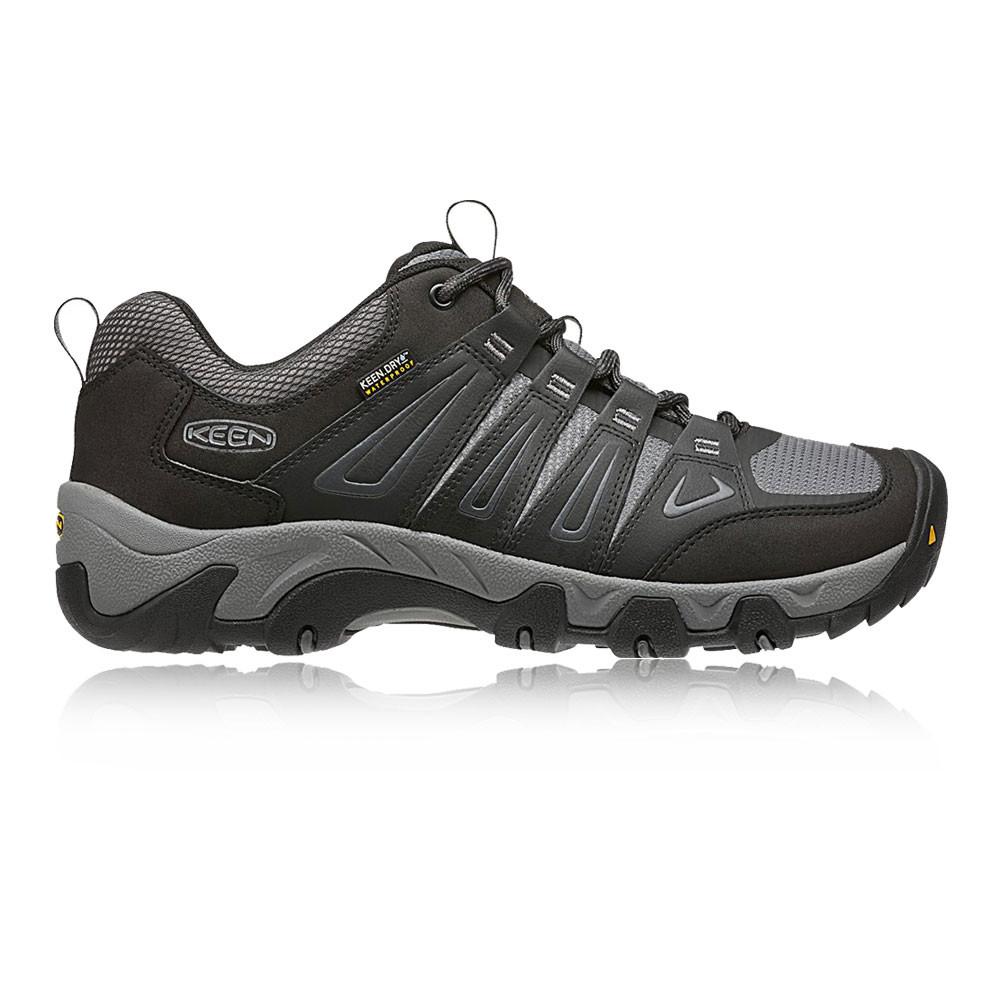 Keen Oakridge Waterproof Walking Shoes Reviews