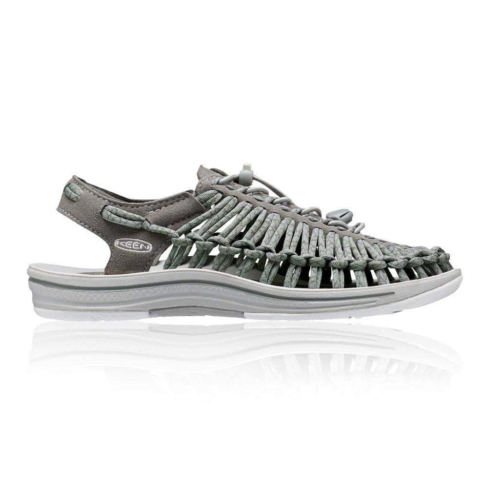 Zapatos grises Keen Uneek para mujer tYFct