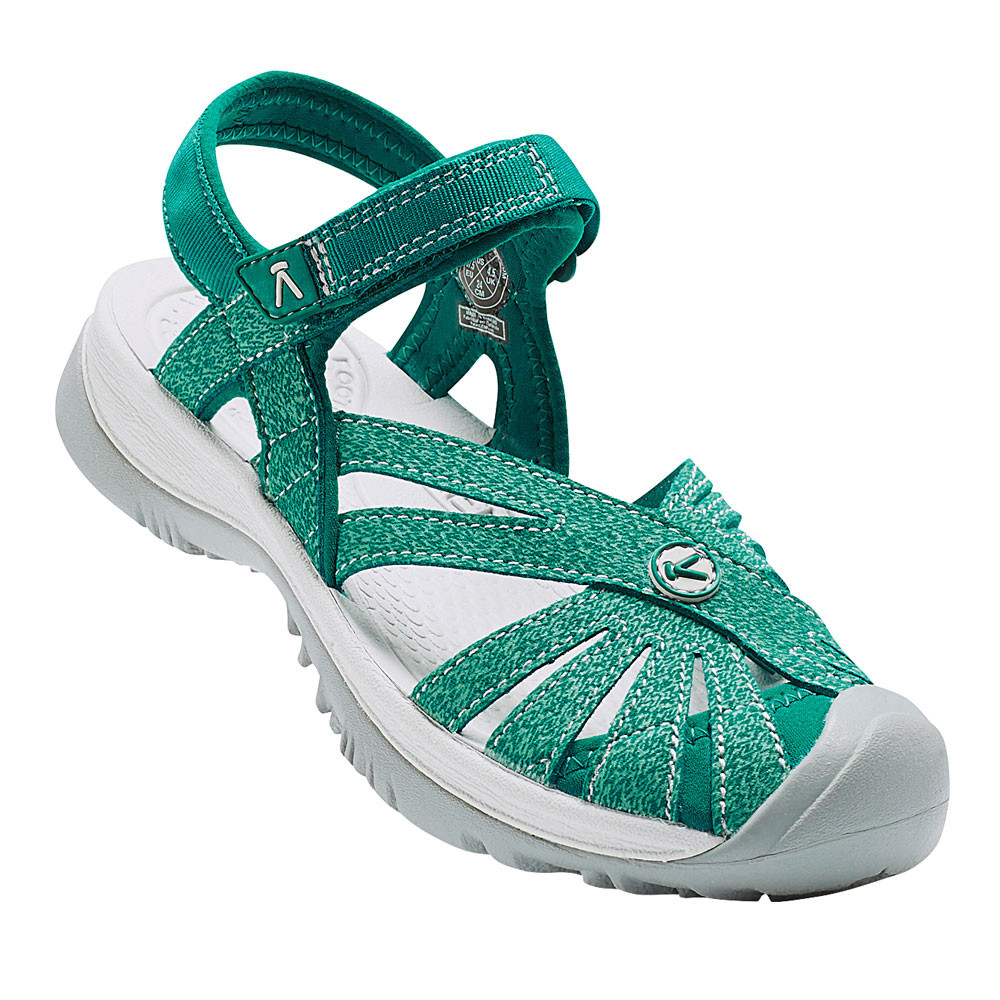 Keen Rose Womens Green Outdoors Walking Camping Sandals