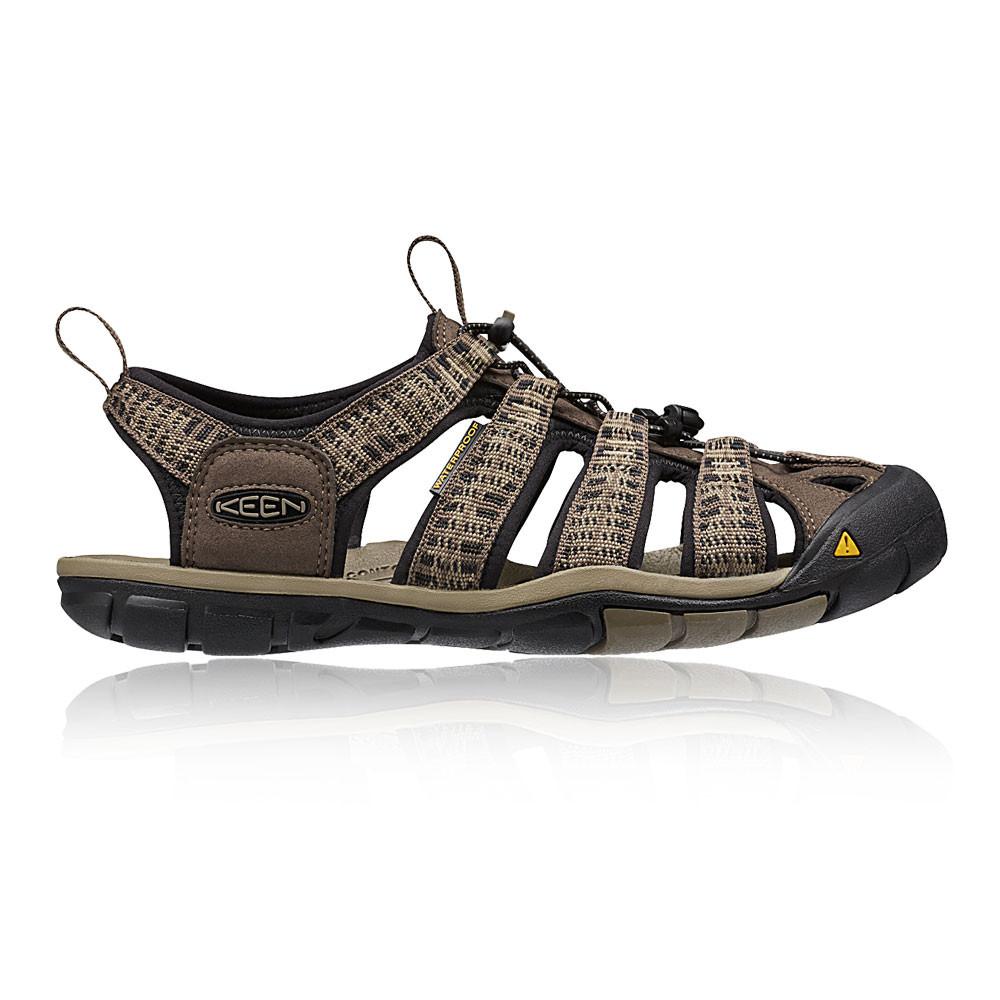 Zapatos marrones Keen Clearwater para hombre yyK7Ryy6