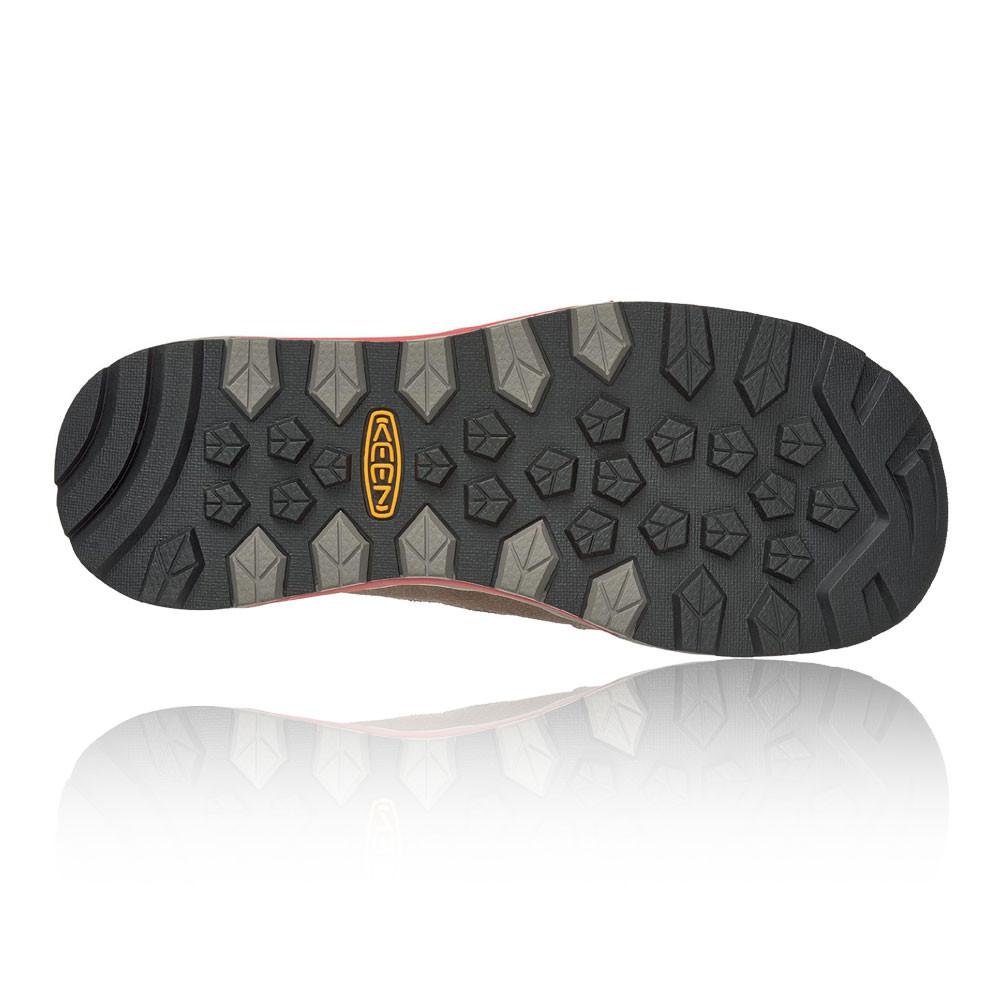 Keen Westward Mid Mid Mid Uomo Marroneee Impermeabile Scarpe Stivali Da Passeggio Campeggio f55660