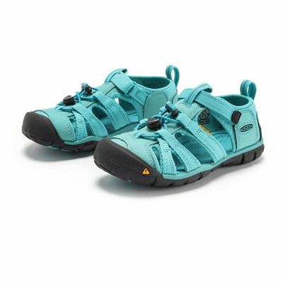 Keen Seacamp II CNX Kids' Walking Sandals - SS19
