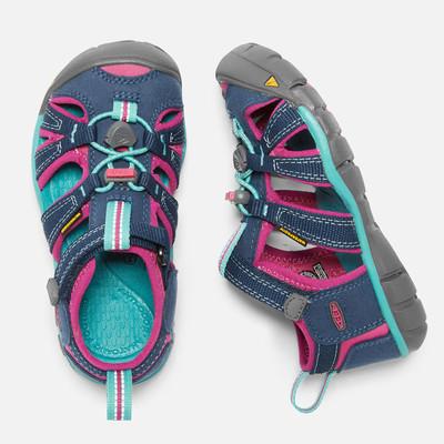 Keen Seacamp II CNX Kids' Walking Sandals - AW19