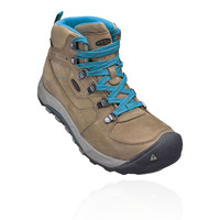 Keen Westward Mid Leather para mujer impermeable botas - SS18