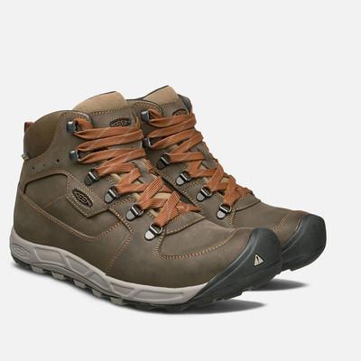Keen Westward Mid Leather Waterproof Shoes - SS19