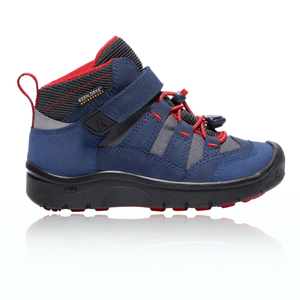 Keen Hikeport Mid Waterproof Junior Hiking Shoes - SS19