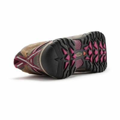 Keen Targhee III impermeable Mid para mujer botas de trekking - SS20