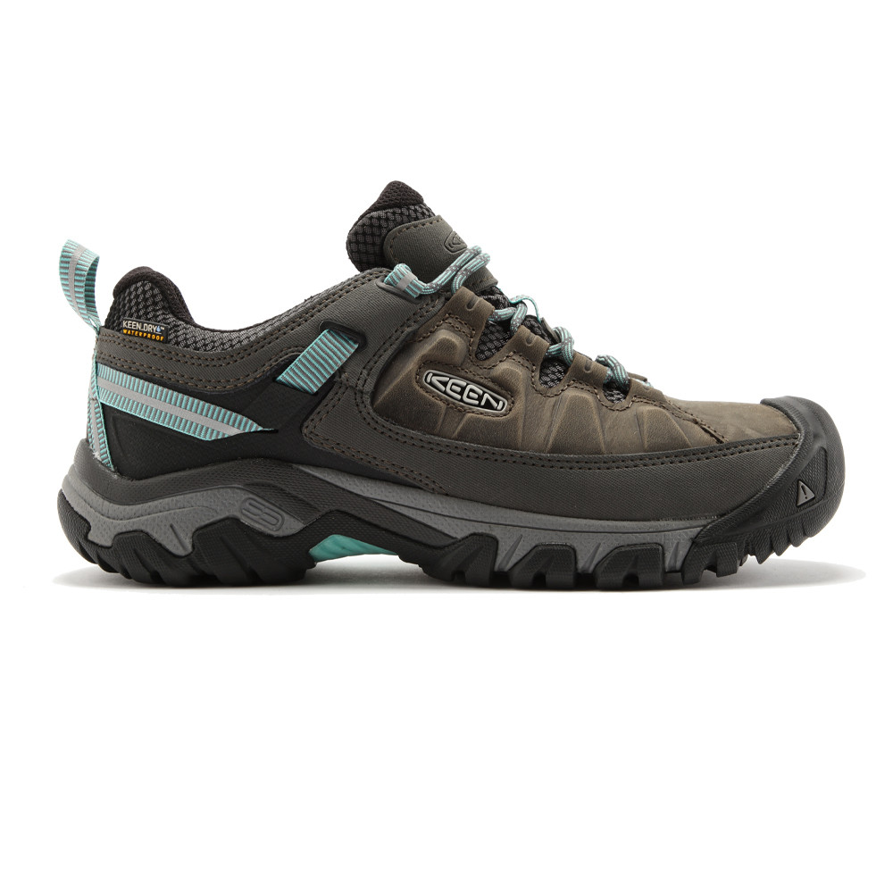 Keen III Damenschuhe Targhee III Keen Walking Schuhes Blau Braun Sports Outdoors Trainers 97bee2