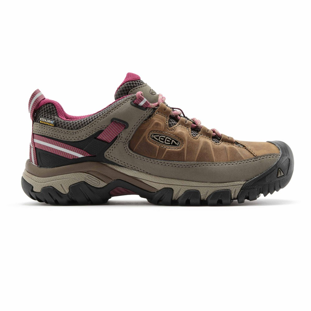 Keen Damen Targhee III Wasserfest Wanderschuhe Sport Outdoor Schuhe Schuhe Outdoor Mehrfarbig 470cea