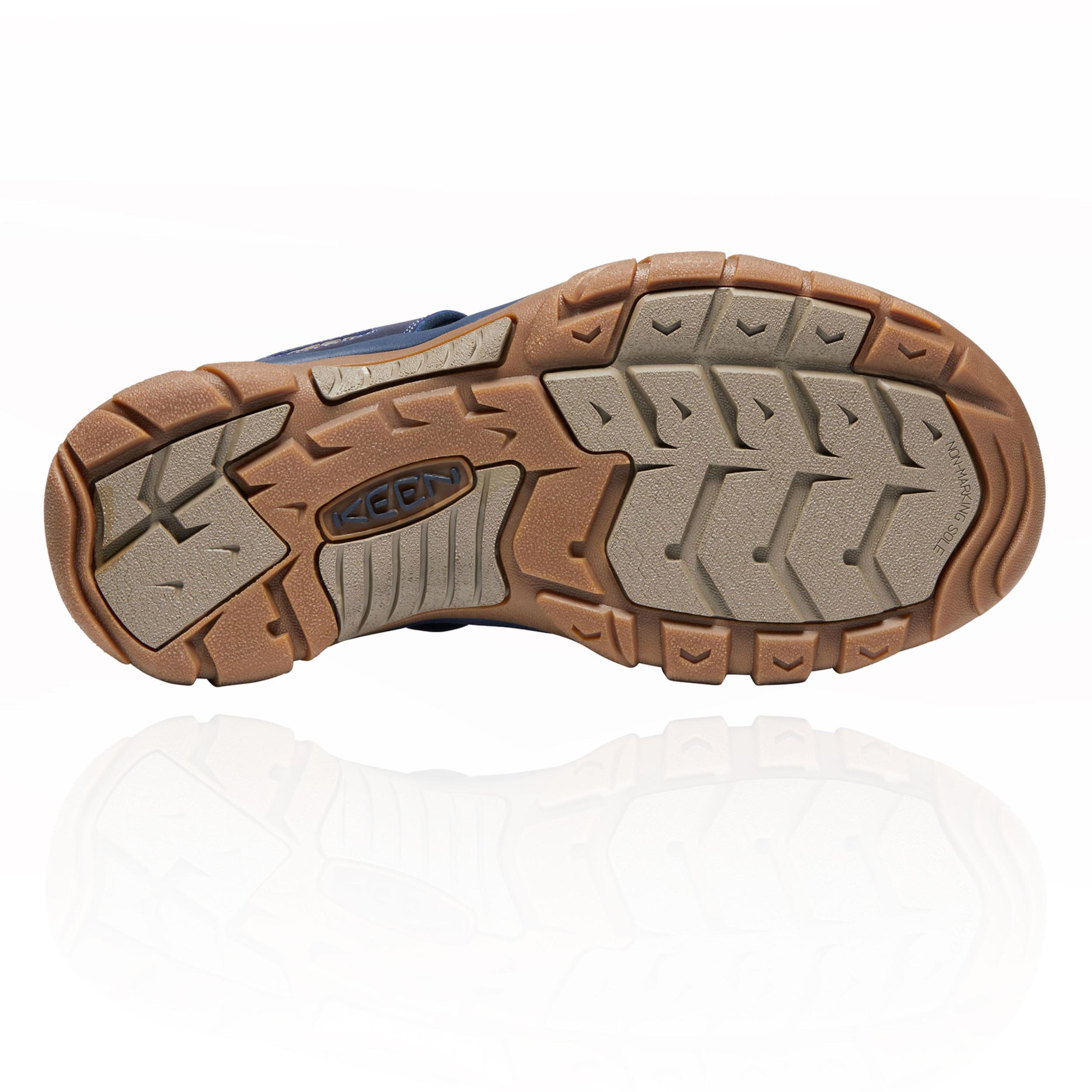 376eda4e0e Keen Mens Newport Evo Walking Shoes Sandals Blue Sports Outdoors Breathable