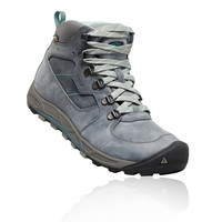 Keen Westward Leather Mid impermeable para mujer zapatillas de trekking - AW18