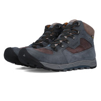 Keen Westward Leather Mid chaussures de marche imperméables - AW18