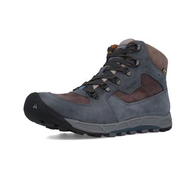 Keen Westward Leather Mid Waterproof Walking Shoes