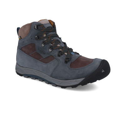Keen Westward Leather Mid Waterproof Walking Shoes - SS19