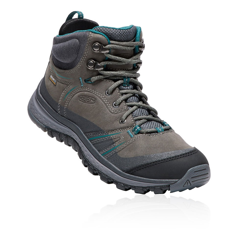 Keen Terradora Leather Mid Waterproof Women's Walking Shoes - AW19