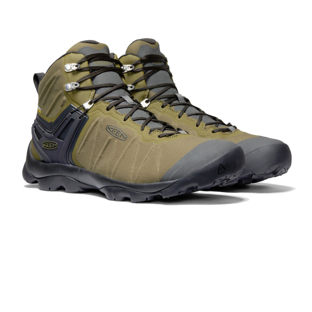 Keen Venture Mid Waterproof Walking Shoes