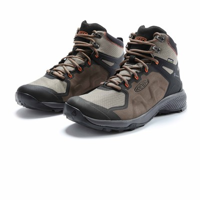 Keen Explore Mid Waterproof Walking Boots - SS20