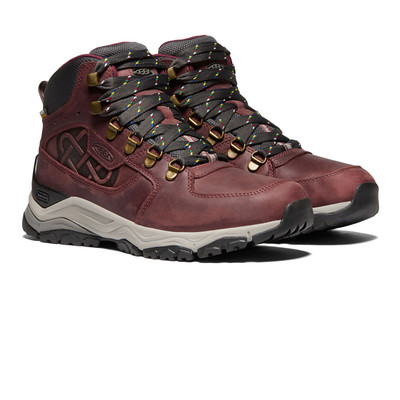 Keen Innate Leather Mid WP para mujer botas de trekking - AW19