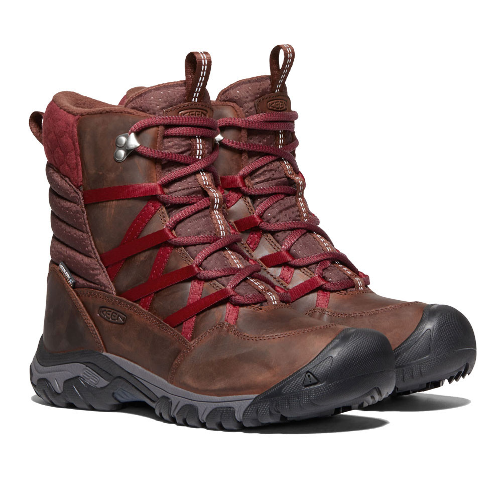 Keen Hoodoo III Lace Up Women's Winter Boots - AW19