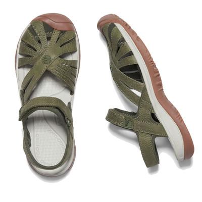 Keen Rose Leather Women's Walking Sandals - SS20