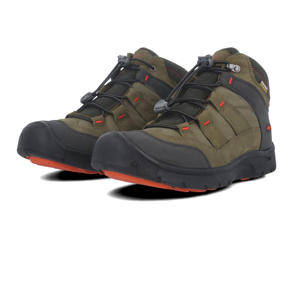 Keen Hikeport Mid Waterproof Junior Walking Boots