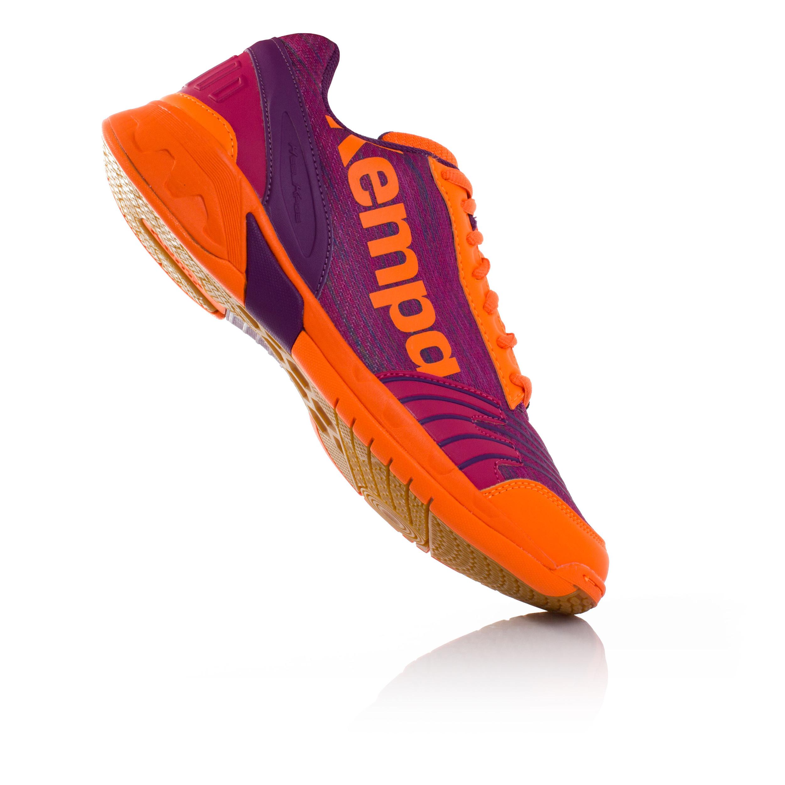 Kempa Attack Femmes Handball Chaussures De Sport Baskets Multicolore ... 267579821d9