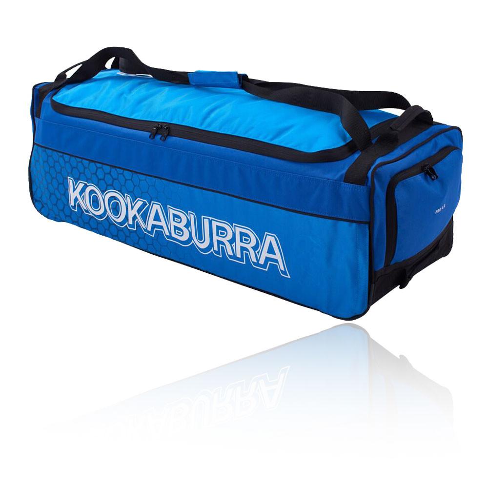 Kookaburra Pro 4.0 Cricket Wheelie Bag - SS20