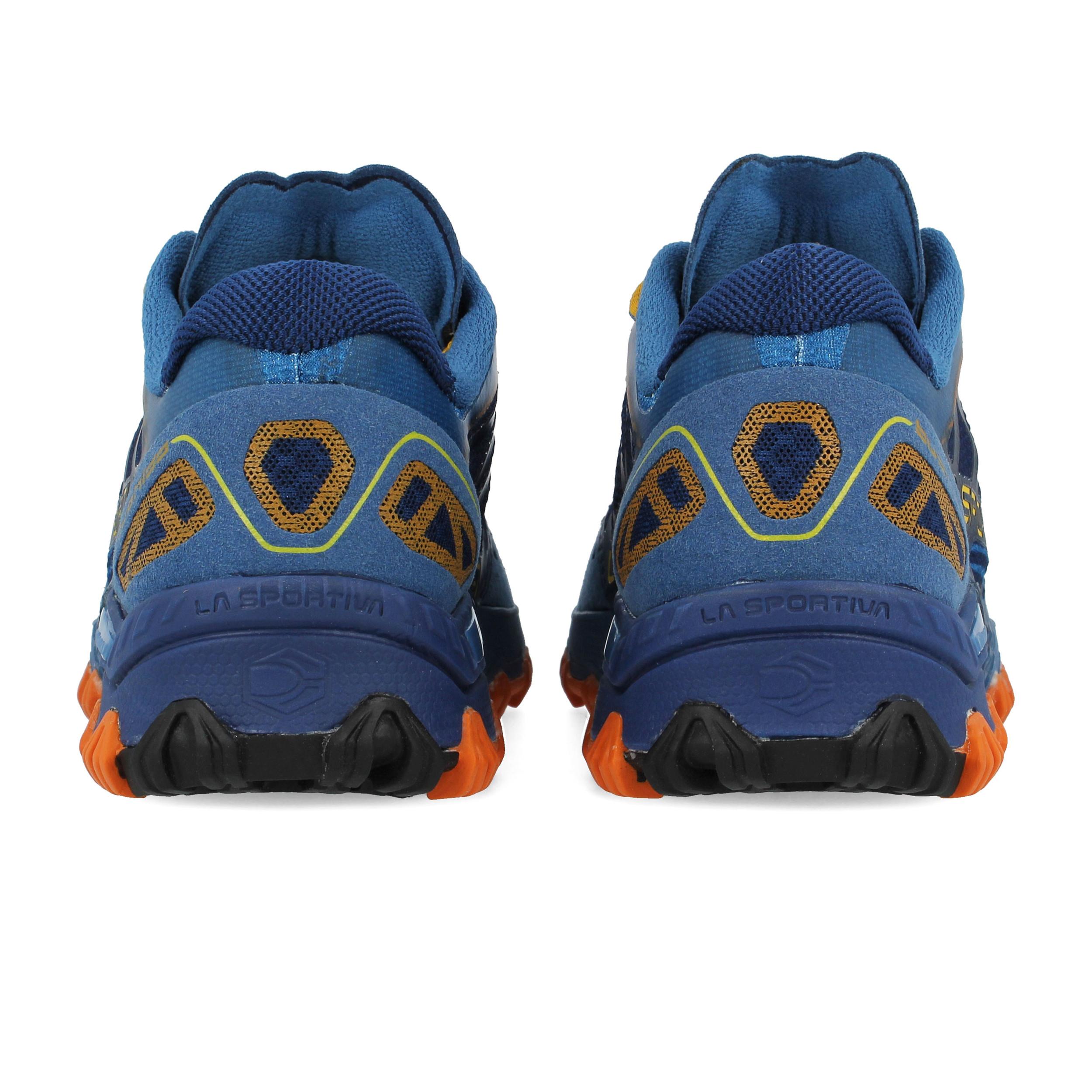 04173c4e8cc925 La Sportiva Bushido Herren Trail Laufschuhe Jogging Sport Schuhe ...