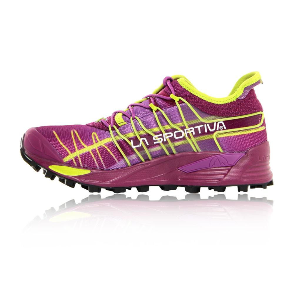 eb278e4fc ... La Sportiva Mutant para mujer trail zapatillas de running - SS19 ...
