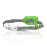 LED Lenser Neo Headtorch - Green