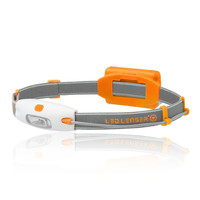 LED Lenser Neo Headtorch - Orange