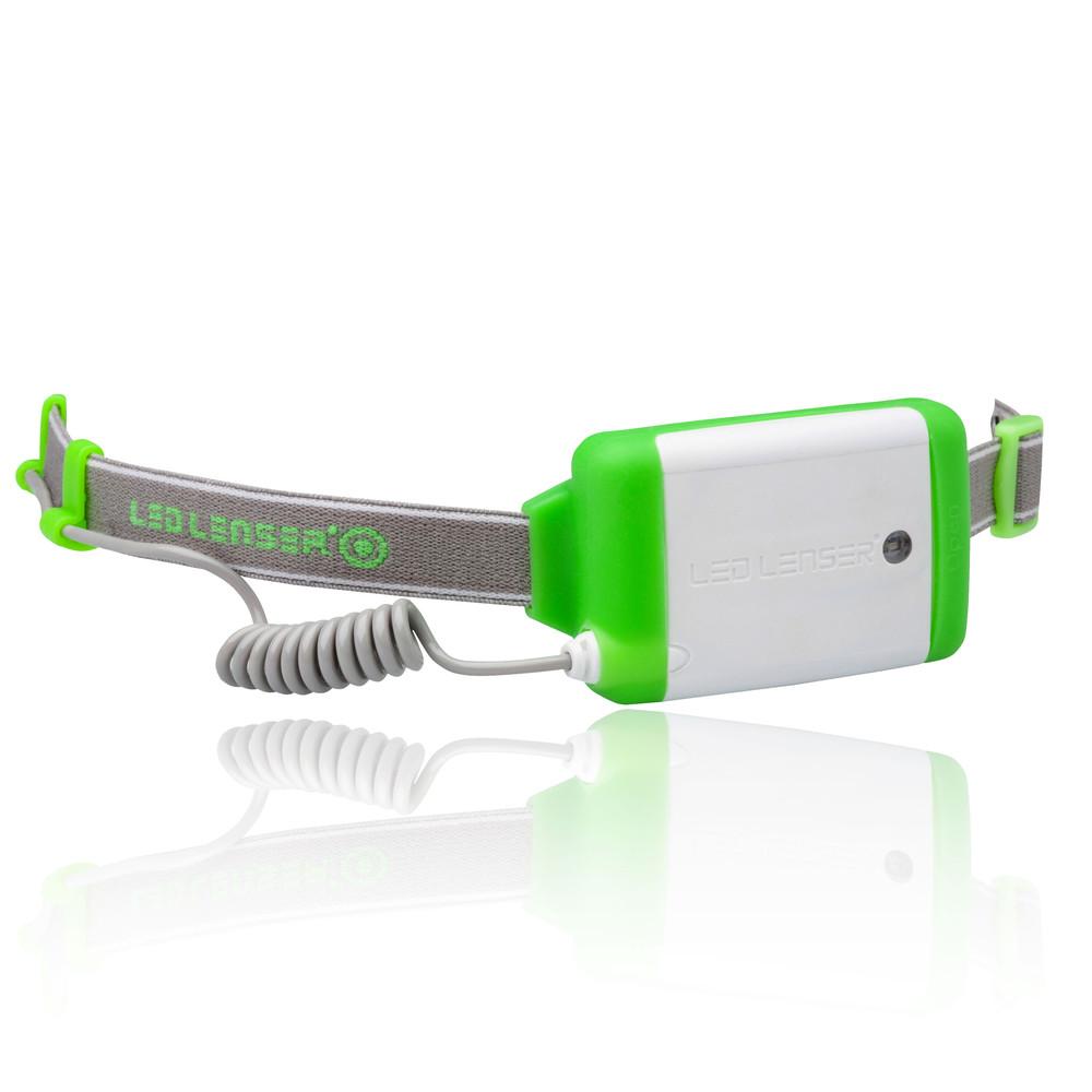 Led Lenser Neo Headlight//K2 Flashlight Twin Pack