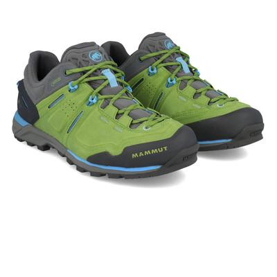Mammut Alnasca Low GORE-TEX Women's Walking Shoes - AW19